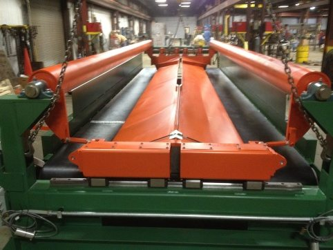 Baxley Edger Batwing Strip Picker 1