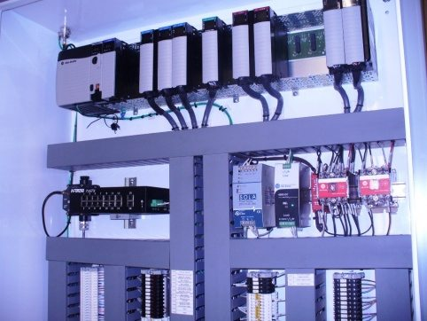 Baxley Process Controls Panel 4