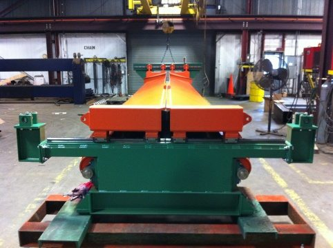 Baxley Edger Batwing Strip Picker 2