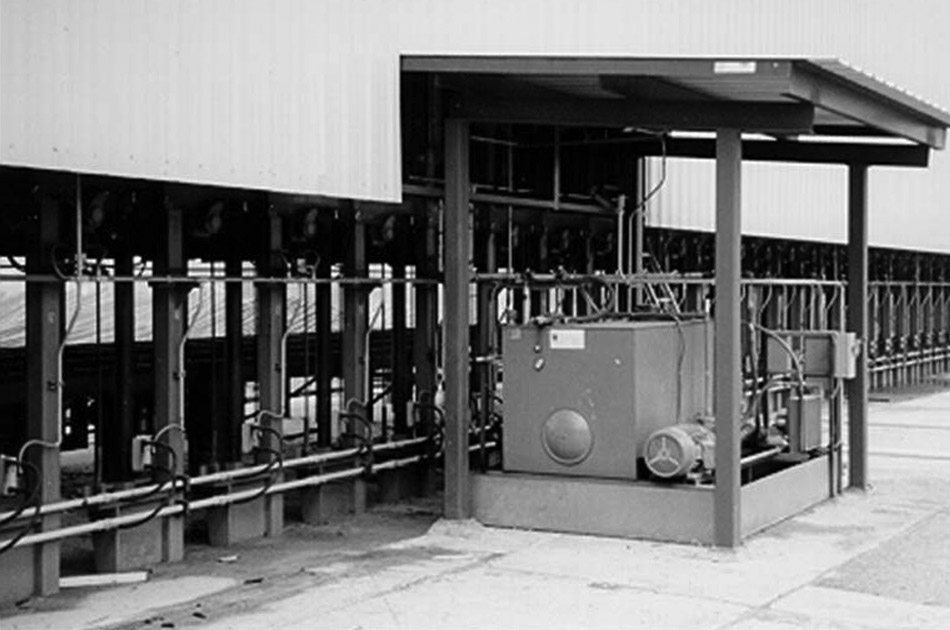 Sorter Hydraulic Power Unit